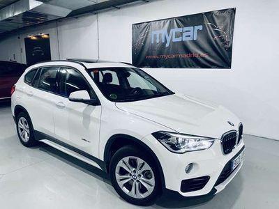usado BMW X1 xDrive 25iA