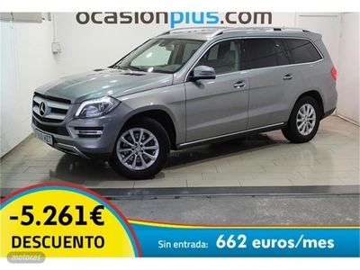 second-hand Mercedes GL350 BlueTec 4Matic 190kW (258CV)