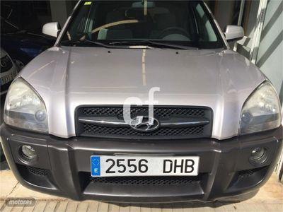 gebraucht Hyundai Tucson 2.0 CDRi VGT Style Monocromo