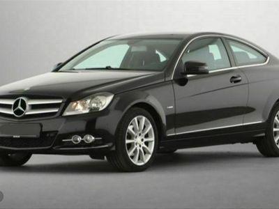 usado Mercedes C250 Clase CCDI Blue Efficiency Coupe