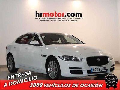 usado Jaguar XE 2.0 AJ200D Diesel RWD 180cv -Pure