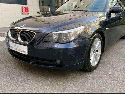 usado BMW 523 Serie 5 E60