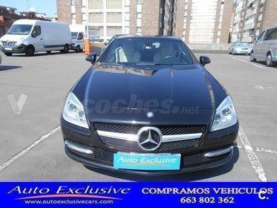 usado Mercedes SLK200 Clase SLKBlueEfficiency