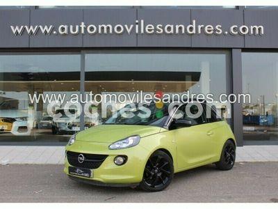 usado Opel Adam 1.4 Xer S&s Rocks 100 cv en Zaragoza