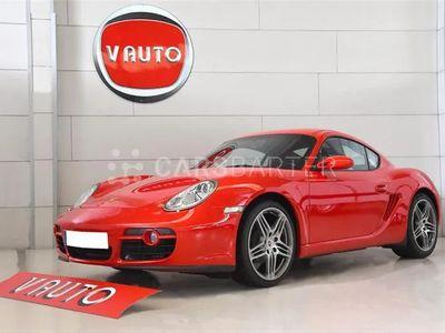 usado Porsche Cayman 3p