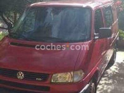 usado VW Transporter Kombi 9 2.5tdi 3320 88 cv en Barcelona
