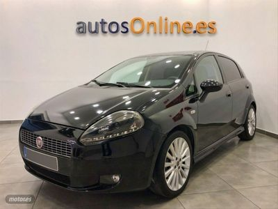 used Fiat Grande Punto 1.4 16v TJet 120 CV Sport
