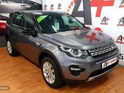 usado Land Rover Discovery 2.0L TD4 150CV 4x4 HSE 7plz