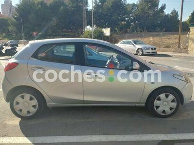 usado Mazda 2 1.4crtd Active+ 68 cv en Alicante