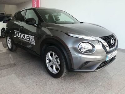 usado Nissan Juke NUEVO1.0 DIG-T 86 KW (117 CV) 6 M/T