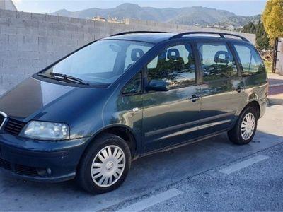 usado Seat Alhambra 1.9 TDi 115CV Reference