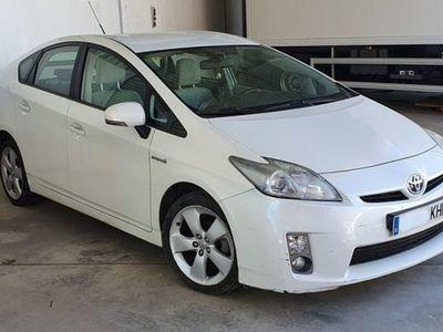 usado Toyota Prius Berlina Automático de 5 Puertas