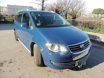 usado VW Touran 2.0 TDI 140 Traveller -07