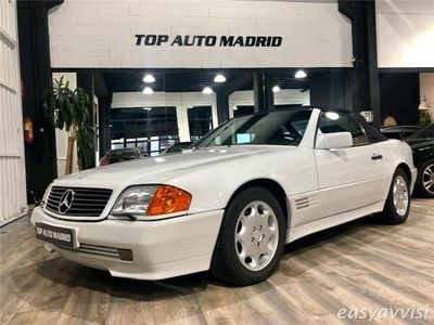 second-hand Mercedes SL500 clasecabrio gasolina