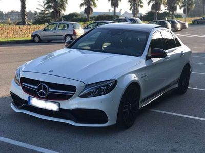 usado Mercedes C63 AMG AMG Clase W205 7G Plus