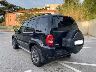 usado Jeep Cherokee 2.8CRD Sport Aut.