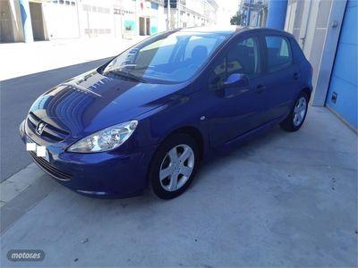 used Peugeot 307 2.0 16v XT