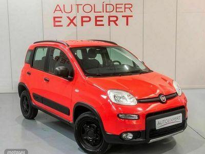 usado Fiat Panda 4x4 1.3 70kW 95CV Diesel E6