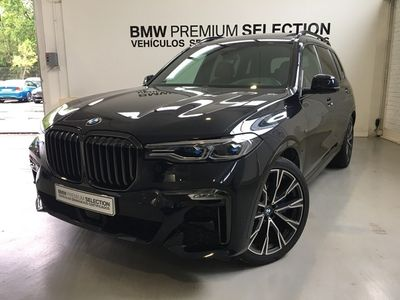 usado BMW X7 M50d