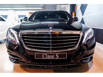 usado Mercedes S350 d Largo 9G- Techo -Nightvisión-Full Equip-533€