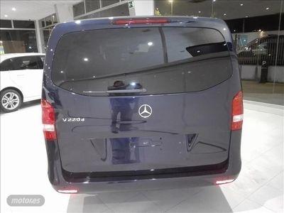 usado Mercedes V220 ClaseLargo