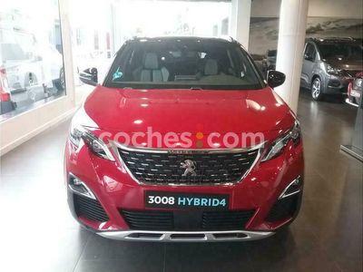 usado Peugeot 3008 Hybrid4 300 Gt E-eat8 300 cv en Jaen