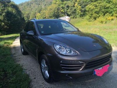 usado Porsche Cayenne Diesel Tiptronic S