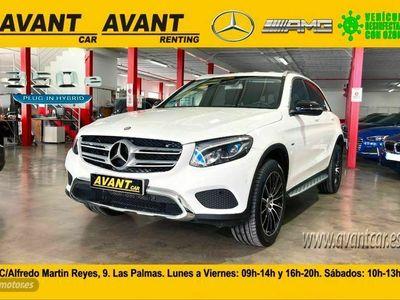 usado Mercedes GLC350 Clase Glc4matic 319 cv en Palmas, Las
