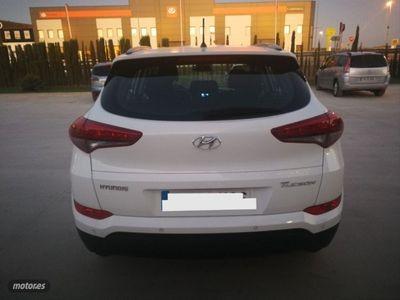 usado Hyundai Tucson 2.0CRDi 100kW 136CV Tecno Sky Safe 4x4