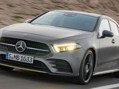 used Mercedes A200 d Urban 100 kW (136 CV)