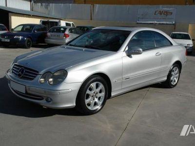 usado Mercedes 240 CLK Clase