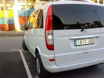 usado Mercedes Viano 2.2CDI Trend Compacta