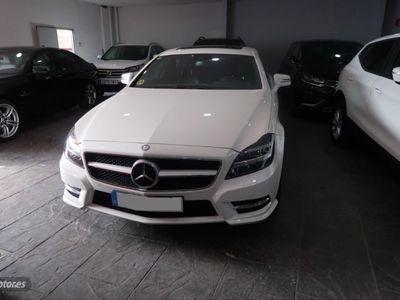 usado Mercedes CLS350 Shooting Brake CLS CDI 4MATIC BE