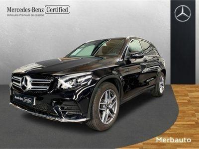 brugt Mercedes GLC250 Clase GLCd 4MATIC