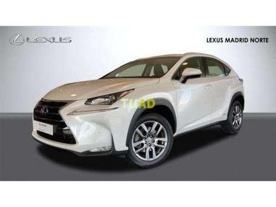 usado Lexus NX300h Executive 4wd Tecno + Navibox '15