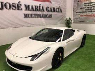 usado Ferrari 458 Gasolina