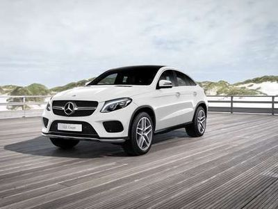 usado Mercedes GLE350 d 4Matic AMG-Line Coupe