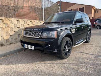 usado Land Rover Range Rover Sport v8 diesel AVERIADO!!!!