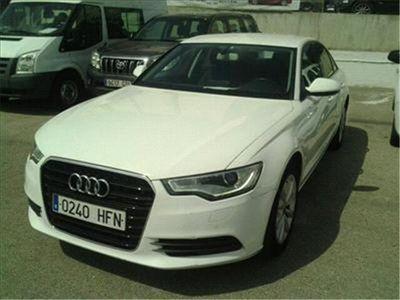 brugt Audi A6 2.0 TDI 177cv