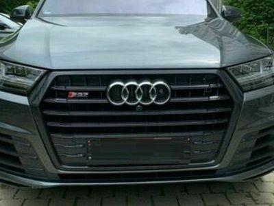 usado Audi SQ7 SQ74.0 TDI quattro tiptronic