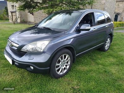 used Honda CR-V 2.2 iCTDi Luxury