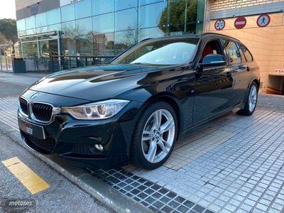 usado BMW 328 Serie 3 F31 Touring ¡¡ PACK M !!