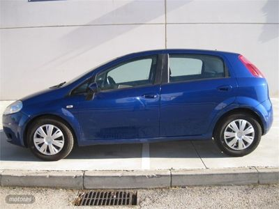 brugt Fiat Grande Punto 1.3 Multijet 16v Dynamic