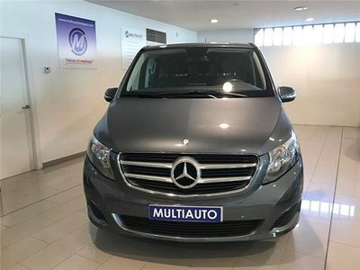 usado Mercedes 220 V ClaseCDI 163 CV Largo