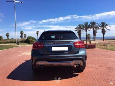 usado Mercedes GLA220 Clase GlaCdi 4matic Edition 1 5p. -15
