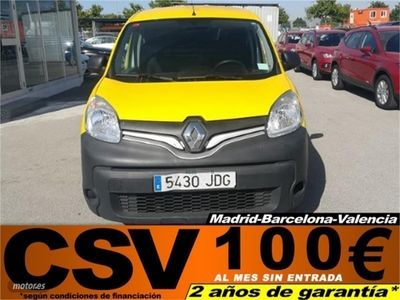 used Renault Kangoo dCi 75 Profesional 55 kW (75 CV)