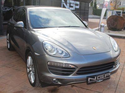 usado Porsche Cayenne S 400cv full 2012 FULL NGP Stock