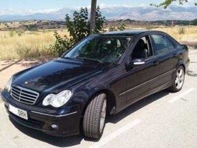 gebraucht Mercedes C320