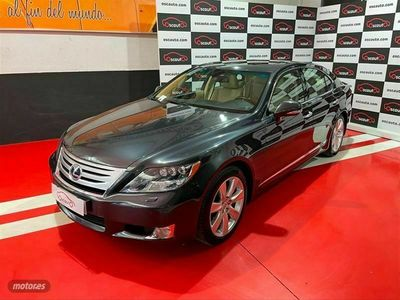 usado Lexus LS600h Corto Luxury