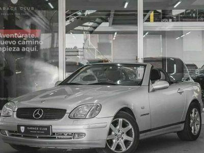 usado Mercedes SLK230 SLKKOMPRESSOR